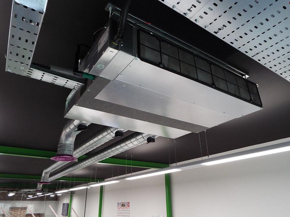 SDH Internal Office Ventilation