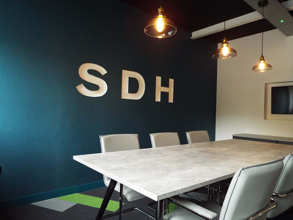 SDH Building Services Office