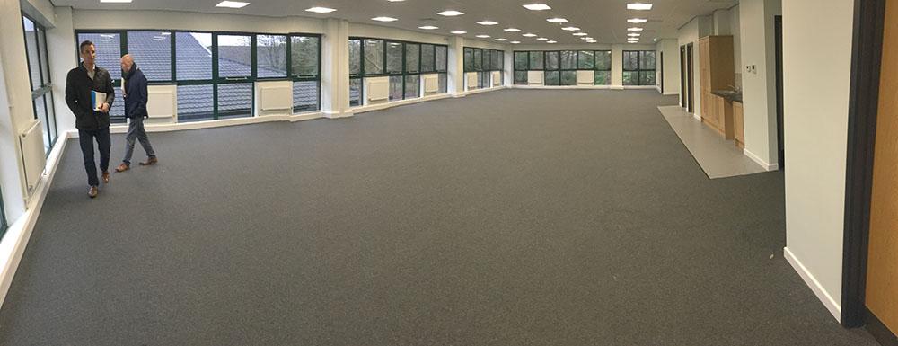office flooring runcorn cheshire