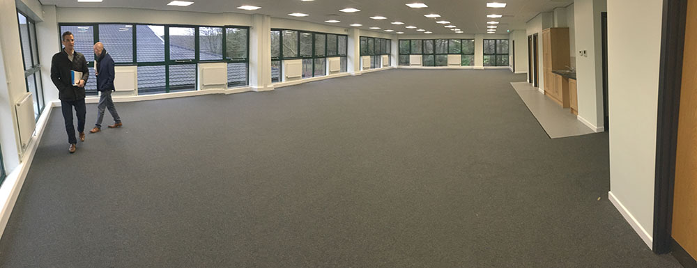 office flooring runcorn cheshire