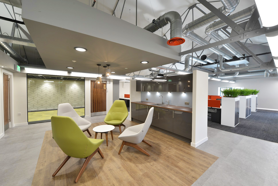 Office Project Nottingham